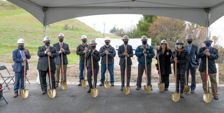 City of Antioch breaks ground on historic, first desalination project in Delta